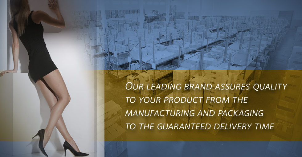 Our leading brand assures quality to your product from the manufacturing and packaging to the guaranteed delivery time